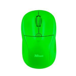 mouse_trust_primo_inalambrico_neon_verde