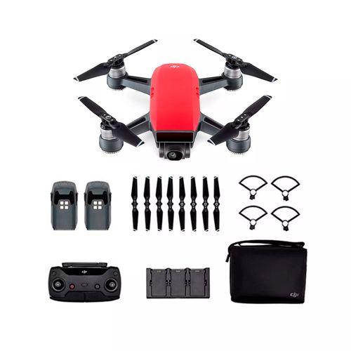 Drone_Dji_Spark_Combo_Rojo_1