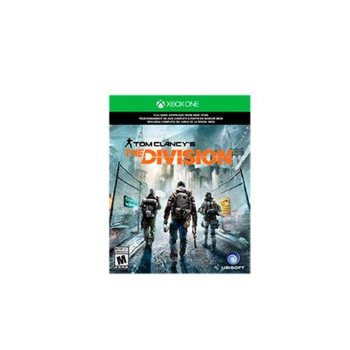 Consola Xbox One 1TB Mas Juego The Division