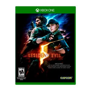 Juego-Xbox-One-Resident-Evil-5_1