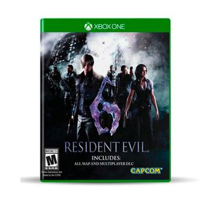 Juego-Xbox-One-Resident-Evil-6_1