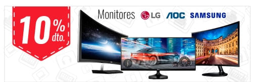 monitores promocion oferta hot sale
