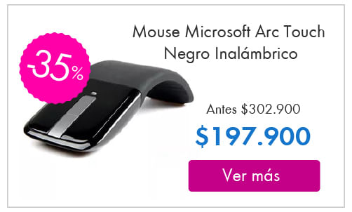 Mouse-Microsoft-Arc-Touch-Negro-Inalambrico-d