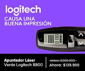 Apuntador-Logitech