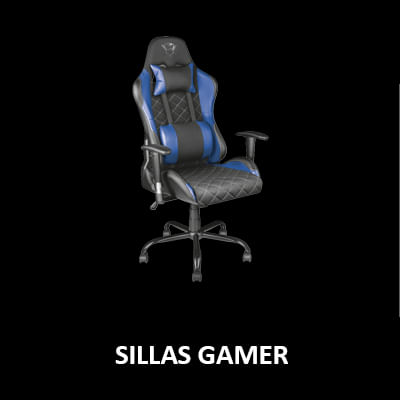 sillas gamer