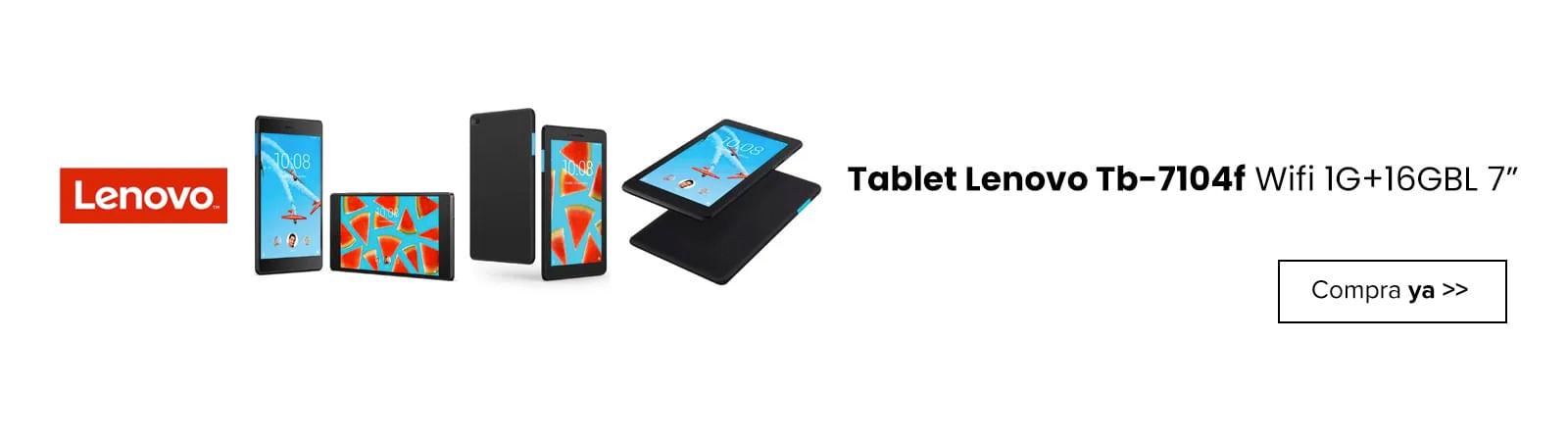 Tablet-Lenovo-Tb-7104f