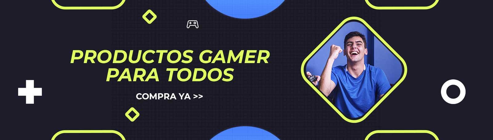 Gamer-para-todos