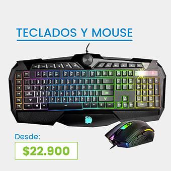 TecladosyMouse