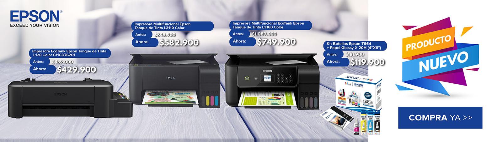 Epson-Impresoras