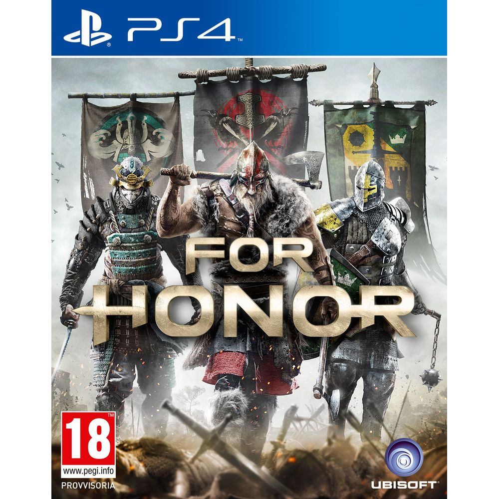 Juego For Honor Ps4 Teknopolis