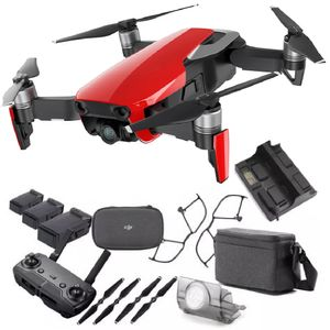 DRONE-DJI-MAVIC-AIR-ROJO
