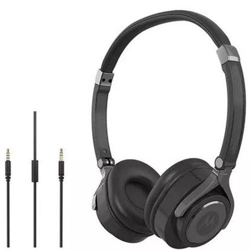 Audifonos-diadema-Motorola-Pulse-2-Negro