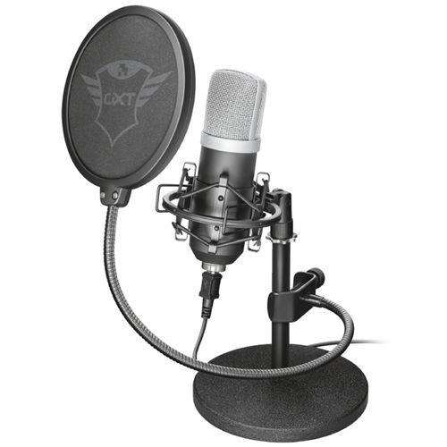 Microfono-Trust-Gxt-252-Emita-Streaming-Usb-con-Base-Desmontable