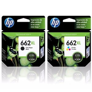 Combo-Cartucho-Hp-662XL-Negro---Cartucho-HP-662XL-Tricolor