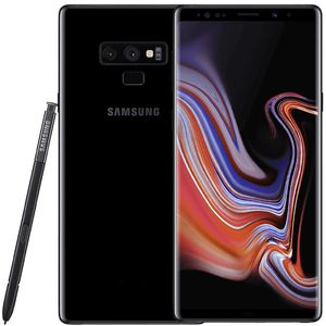 Samsung-Galaxy-Note-9-negro---Movil-care-x-6-meses-