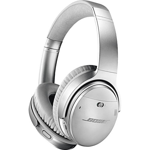 Audifonos-Bluetooth-Bose-Quietcomfort-Plateado