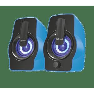 Parlantes-Trust-Gemi-2.0-Usb-12W-Iluminacion-LED-RGB-Azul