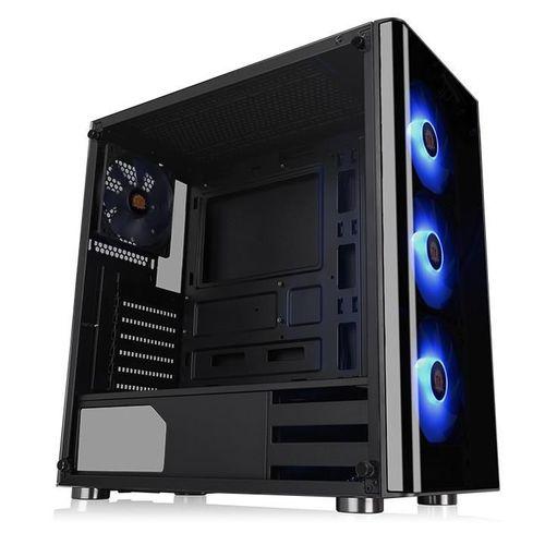 Chasis-Thermaltake-V200-Vidrio-templado-mas-tres-fan-RGB-y-fuente-600w-80plus-White-CA-3K8-60M1WU-02