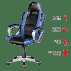 Silla-Para-Gamer-Trust-Gxt-705-Ryon-Negra-Azul